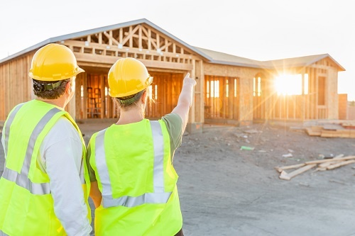 Home Builders Looking at Home Construction